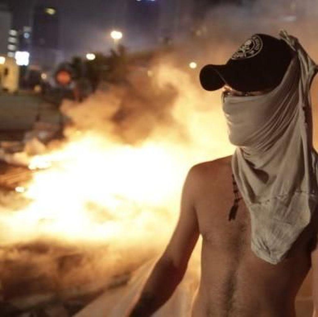 Penggunaan WhatsApp Dipajaki Rp 30 Ribu, Warga Lebanon Unjuk Rasa