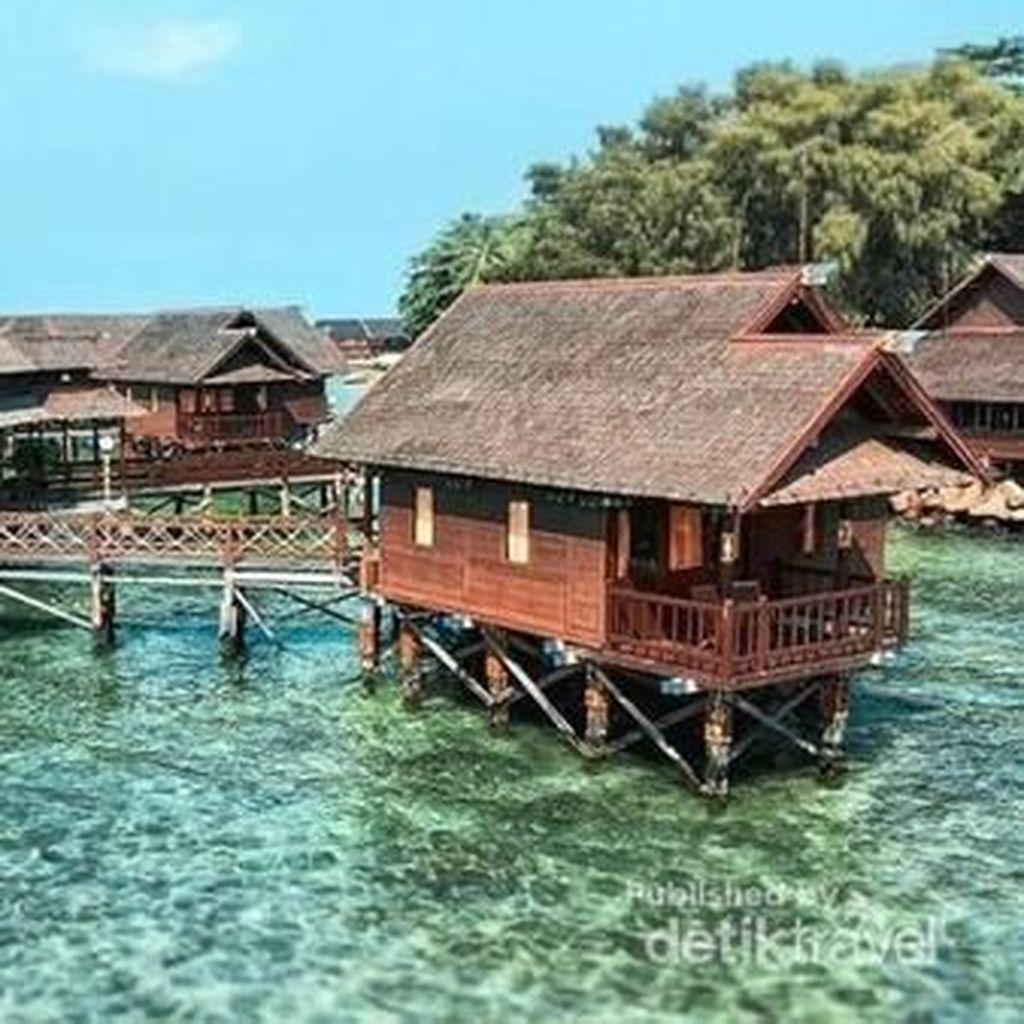 Ini Pulau Seribu, Tapi Rasa Maldives