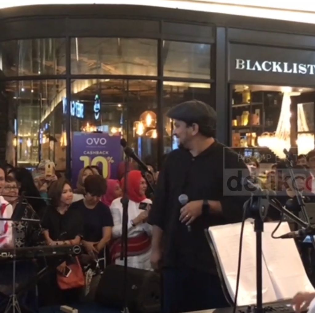 Lewat Musik, FAN Tebar Pesan Damai Jelang Pelantikan Jokowi