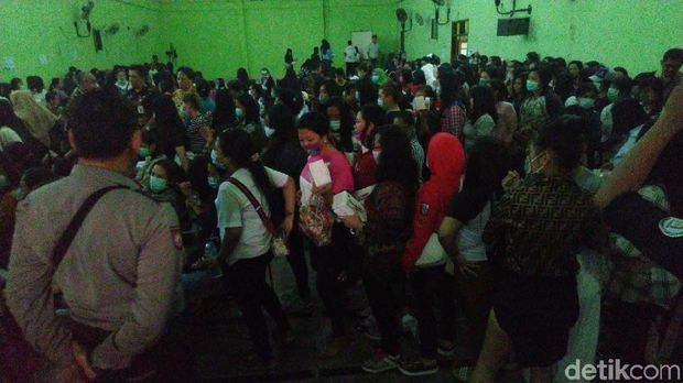 Penutupan Lokalisasi Sunan Kuning, Semarang.
