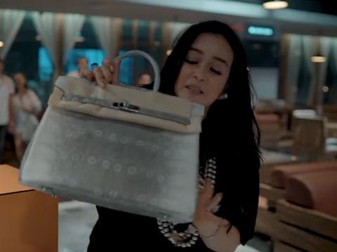 Mewah, Sosialita Jennifer Jill Dihadiahi Tas Hermes Rp 1 M dari Ajun Perwira