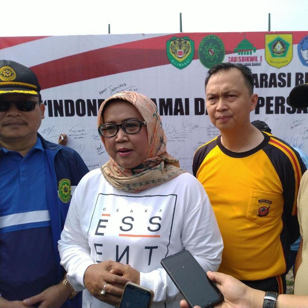 Bupati Bogor akan Panggil Ortu Siswa yang Demo Saat Pelantikan Jokowi