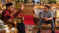 Minta Restu Maju Pilwalkot Makassar, Deng Ical Sowan ke Gubernur Nurdin