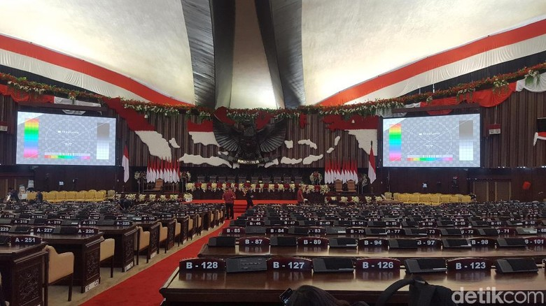 30.000 Personel Gabungan Amankan Pelantikan Presiden di DPR/MPR