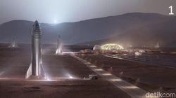 Truk Pikap Listrik Tesla Mirip Kendaraan Militer