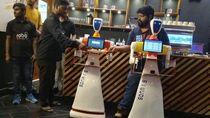 Restoran India Pakai Robot untuk Layani Pelanggan