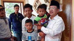 Bupati Cianjur Jamin Pendidikan Empat Anak yang Ortunya Tewas Dipatuk Ular