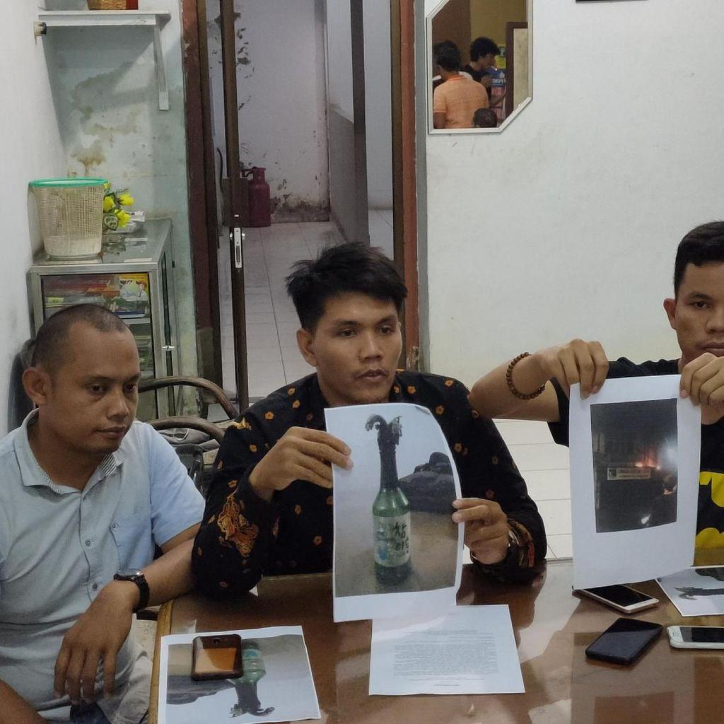 LBH Medan Minta Polisi Usut Tuntas Pelemparan Molotov