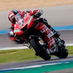 Free Practice III MotoGP Jepang: Petrucci Kalahkan Marquez di Trek Basah