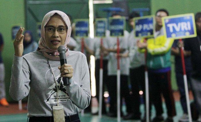 Turnamen yang mengambil tema jump to higher itu dibuka oleh Plt Direktur Utama (Dirut) PLN Sripeni Inten Cahyani, Sabtu (19/10/2019).