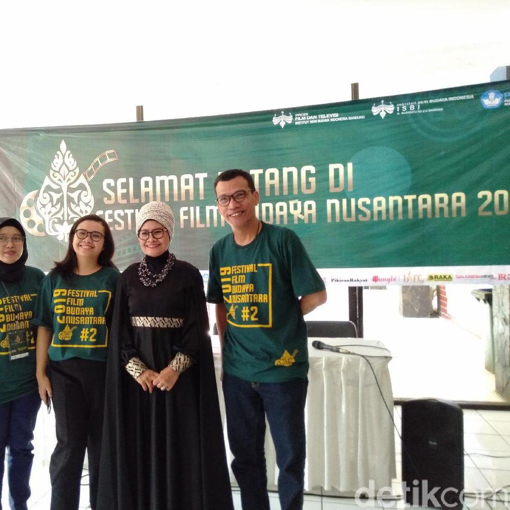250 Film Ikut Festival Film Budaya Nusantara ISBI Bandung