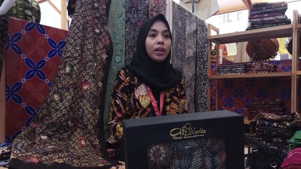 Eksportir Batik Tulis Madura Kena Dampak Perang Dagang AS-China