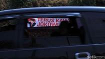 Spanduk Kawal Jokowi-Amin Menjamur di Kabupaten Bandung