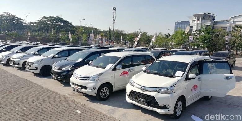 Toyota Avanza Sebangsa Makassar. Foto: Rizki Pratama