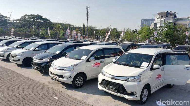 Pemilik mobil Avanza dan Veloz di Makassar Foto: Rizki Pratama
