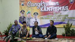 Cangrukan Kamtibmas, Upaya Polisi di Kota Malang Ciptakan Situasi Aman
