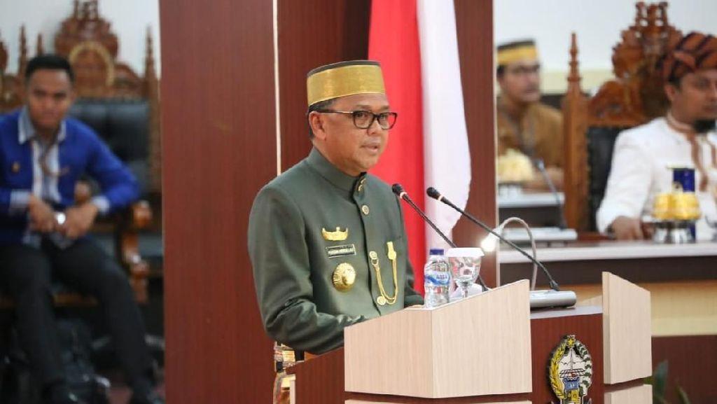 Gubernur Sulsel Umumkan UMP Sulsel 2020 Rp 3,1 Juta