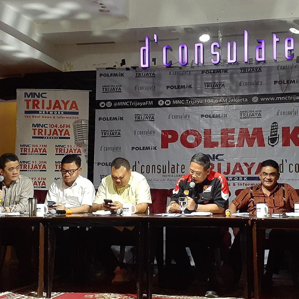 Indo Barometer Prediksi Retno, BG hingga Prabowo Masuk Kabinet Jokowi