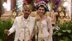 Aih! Tata eks Tommy Soeharto Makin Mesra Aja dengan Aktor Hollywood