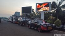 Serba-serbi Jelang Pelantikan Jokowi: Aparat Berjaga, DPR Bersolek