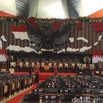 Lembur Kawal Pelantikan Jokowi, Petugas Kemanan MPR Dibayar Berapa?