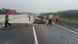 Setiap Hari Terjadi 3 Kecelakaan di Jalan Tol RI