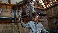 Benda Pusaka di Sembalun Bumbung Lombok Timur