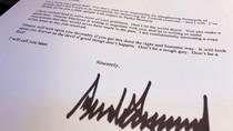 Erdogan Dikabarkan Marah, Surat Trump Dilempar ke Tempat Sampah