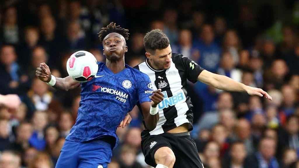 Chelsea Vs Newcastle United Sementara 0-0