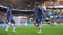 Chelsea Vs Newcastle United: Marcos Alonso Menangkan The Blues