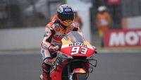 Marc Marquez Pole di MotoGP Jepang