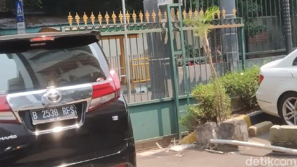 Wiranto Tinggalkan RSPAD, ke Pelantikan Jokowi?
