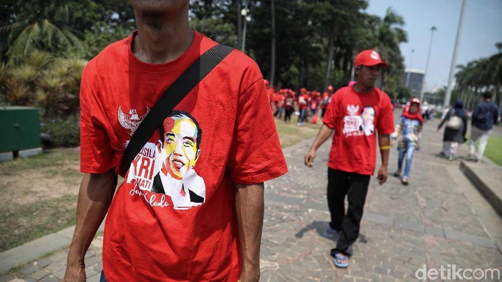 LSI Denny JA Nilai Relawan Jokowi Tak Punya Pengaruh Besar di 2024