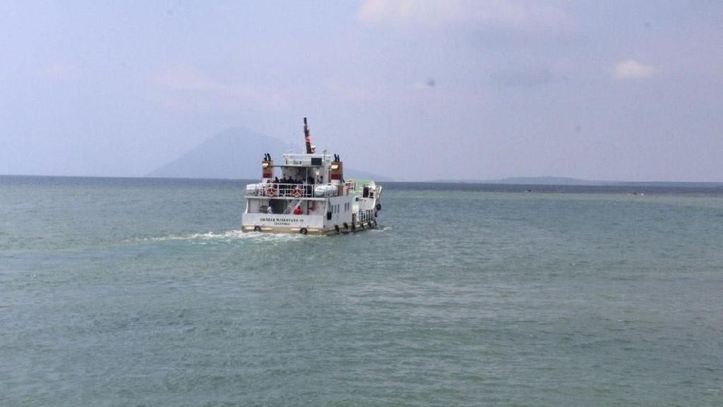 Kapal Gandha Nusantara 18 Mulai Operasi Dukung Pariwisata Sulut