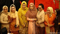 Perempuan Selebritis di Parlemen