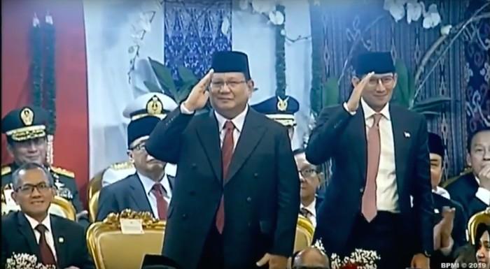 Prabowo-Sandiaga (Foto: BPMI)
