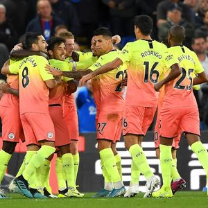 Palace Vs Man City: Menang 2-0, The Citizen Geser Leicester
