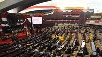 Molor 1 Jam, Sidang Paripurna Pelantikan Jokowi-Maruf Dimulai