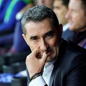 Valverde Enggan Tanggapi Keluhan Rakitic soal Menit Bermain
