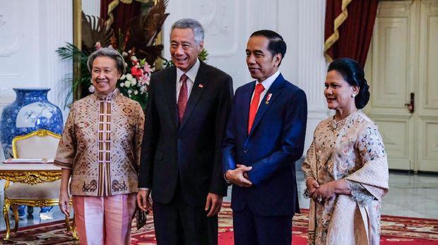 PM Australia hingga PM Singapura Gantian ke Istana sebelum Jokowi Dilantik