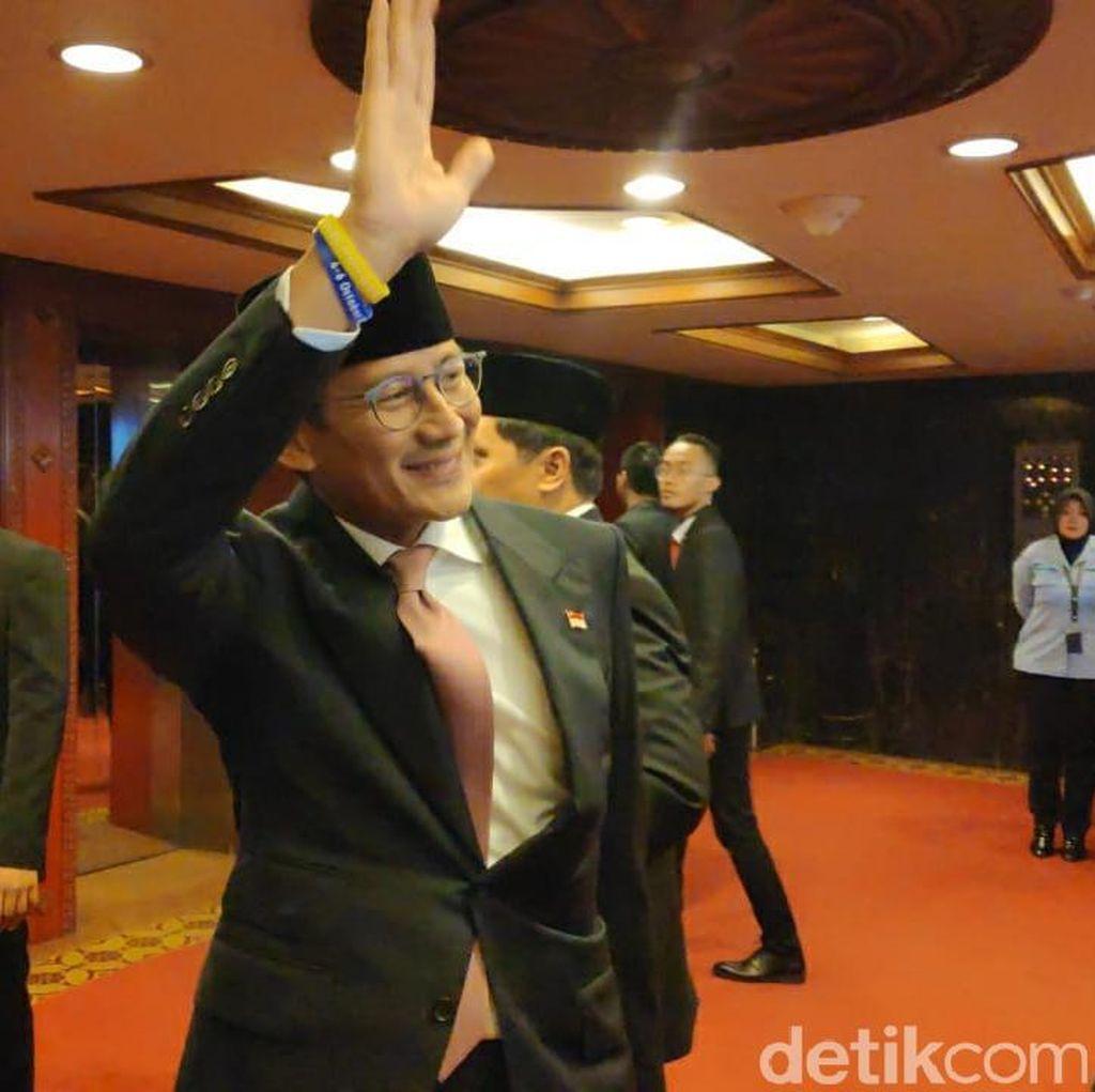 Sandiaga Puji Pidato Jokowi: Ada Target Spesifik
