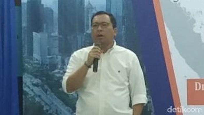Wakil Ketua KEIN Arif Budimanta Foto: (Danang Sugianto/detikcom)