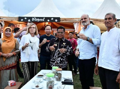 Di Coffee Fest 2019, Walkot Banda Aceh: Kopi Aceh Akan Makin Dikenal