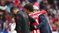 Cedera Otot, Joao Felix Absen di Laga Derby Madrid