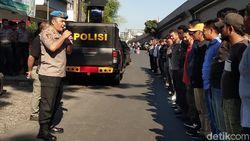 Pelantikan Jokowi, Propam Pastikan Polisi di Makassar Tak Bawa Senpi