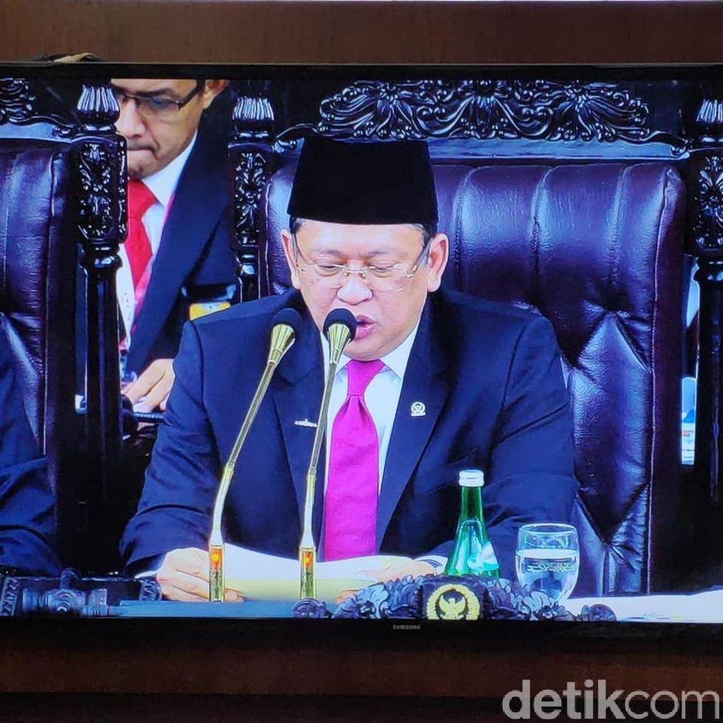 Ketua MPR Tegaskan Pasca Pelantikan, Jokowi-Maruf Milik Indonesia