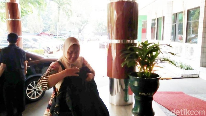 Rugaiya Usman (Wilda Hayatun Nufus/detikcom)