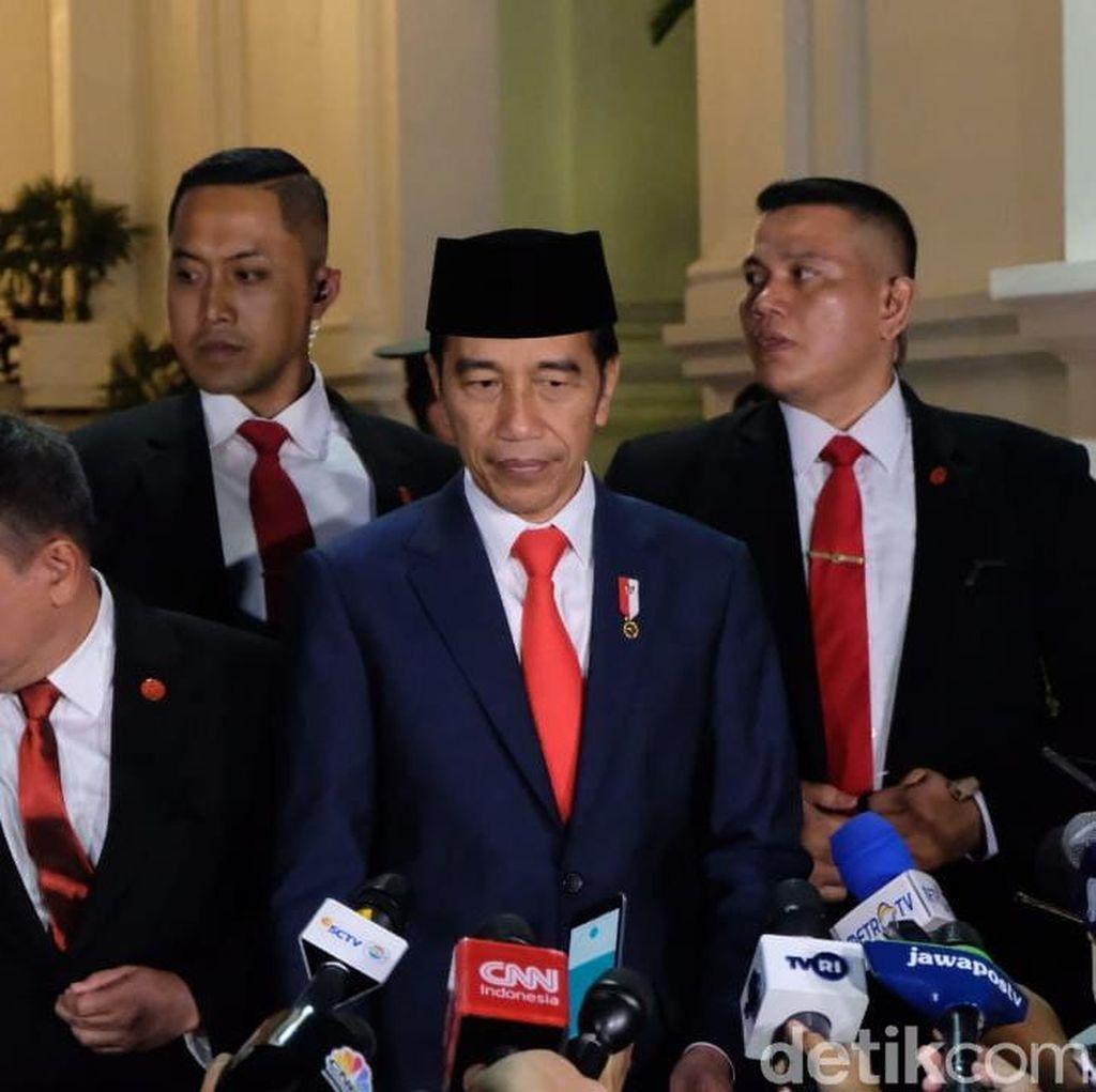Usai Dilantik, Jokowi Akan Bertemu Relawan Malam Ini
