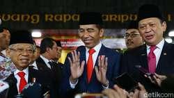 Jokowi-Maruf dan Disparitas Pembangunan