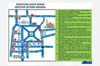 Jalan Sekitar Istana Ditutup Saat Pelantikan Jokowi, Ini Rekayasanya